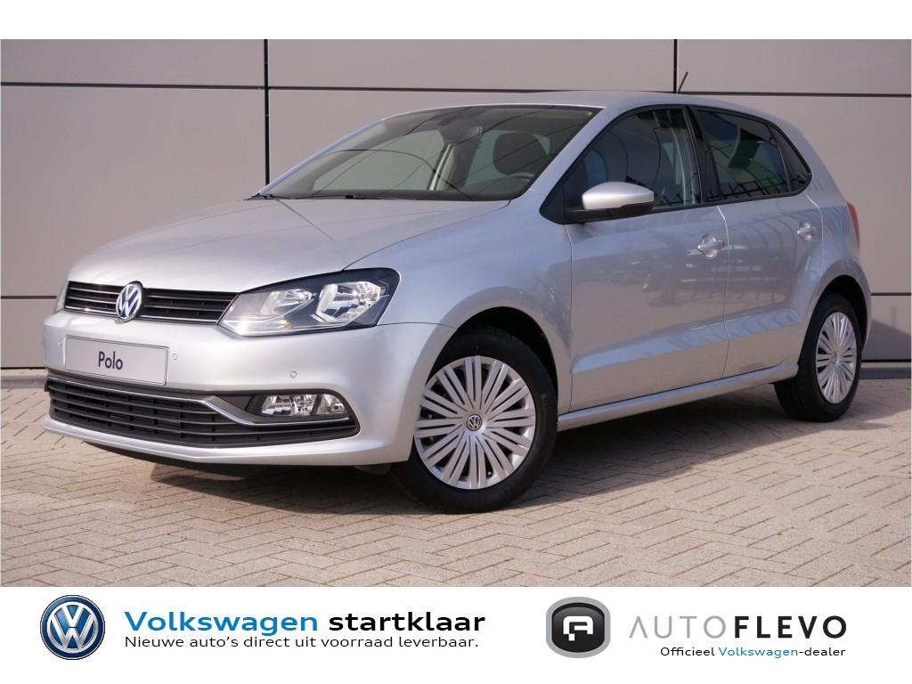 Volkswagen Polo 1.2 tsi comf. line 2.300,-voordeel navi/ app connect