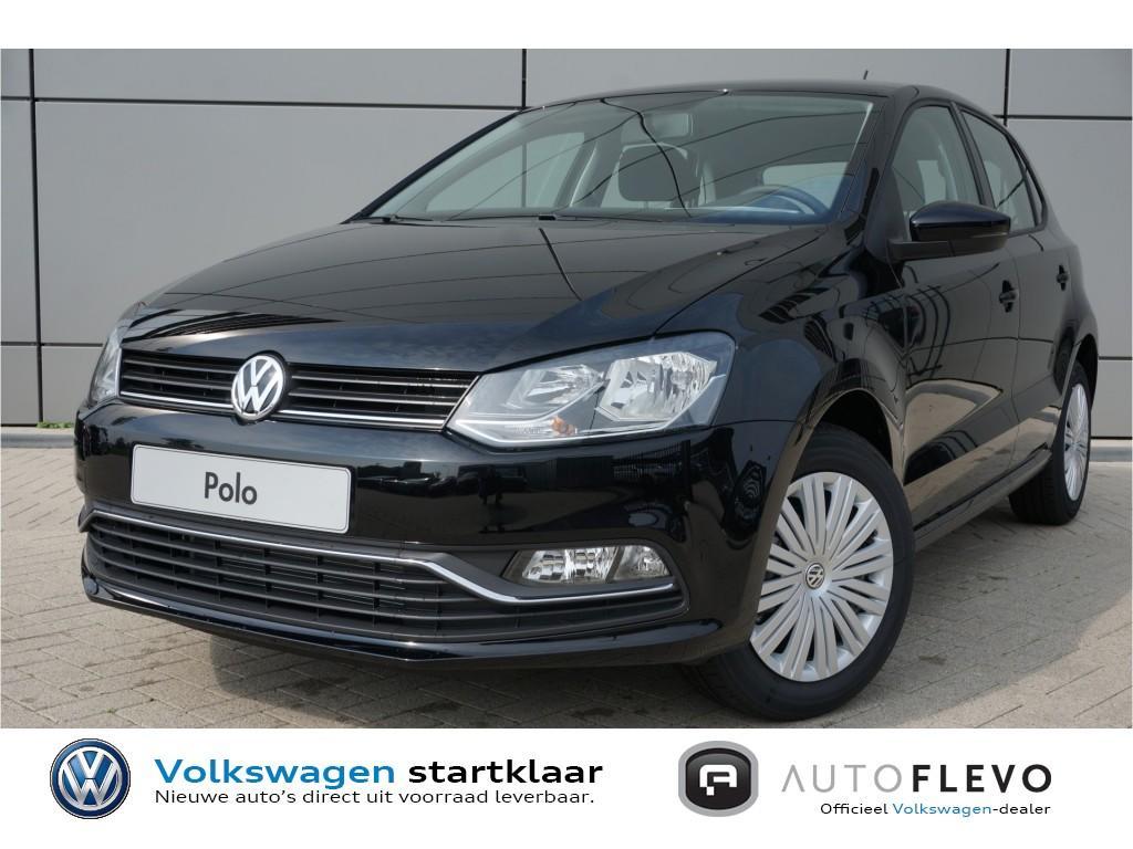 Volkswagen Polo 1.2 tsi comfortline connected series *€ 3.300- voordeel* navi/app-connect