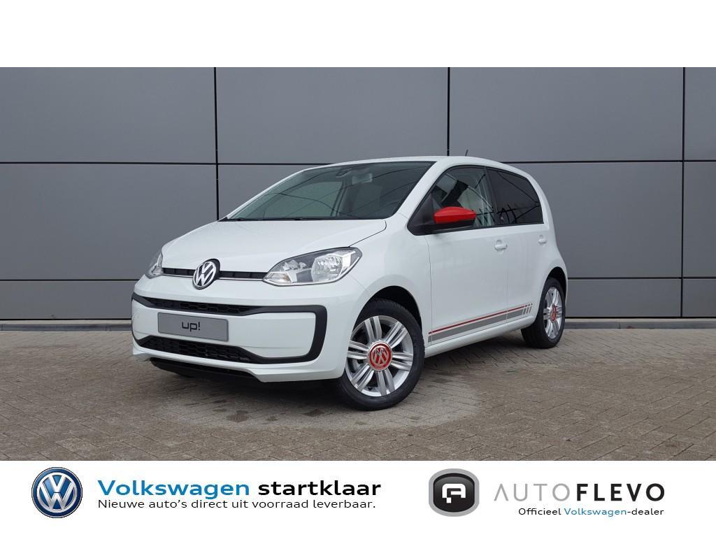 Volkswagen Up! 1.0 bmt up! beats airco / dab+ / beats-audio / lmv