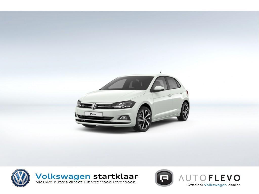 Volkswagen Polo 1.0 tsi comfortline € 1.405 voordeel - nieuw model navi/led/pdc