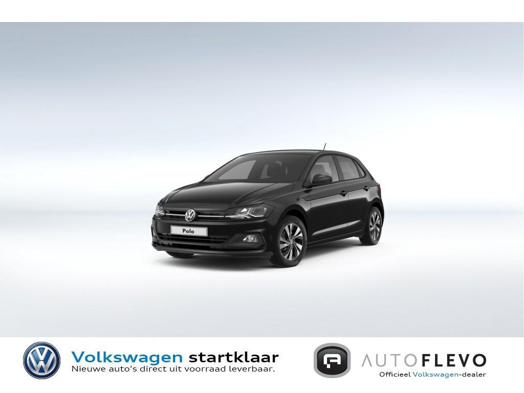 Volkswagen Polo 1.0 tsi comfortline € 1.400 voordeel - nieuw model navi/airco/pdc/dab+