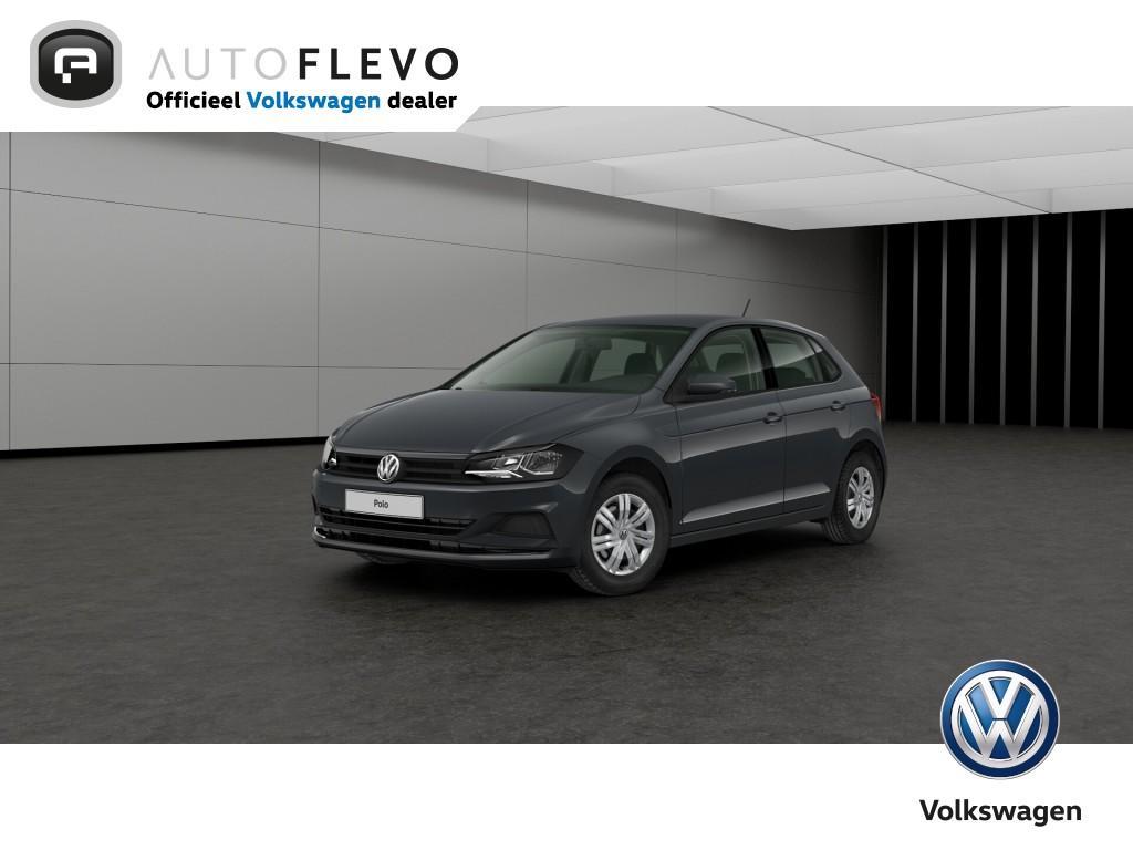 Volkswagen Polo 1.0 mpi trendline € 1.250 voordeel - nieuw model airco/cruise/bluetooth