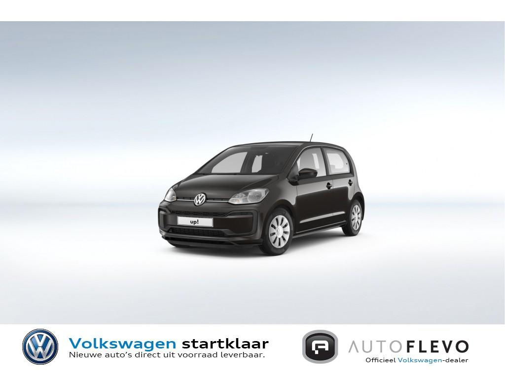 Volkswagen Up! 1.0 automaat - move up! airco, comfort-pakket, dab+