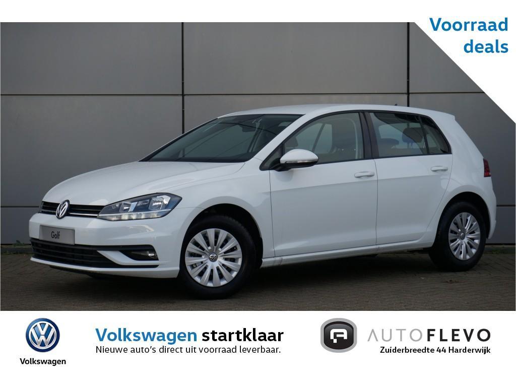 Volkswagen Golf 1.0 tsi 85pk trendline / €1.300,- voorraad korting! / cruise / airco / connectivity pakket!