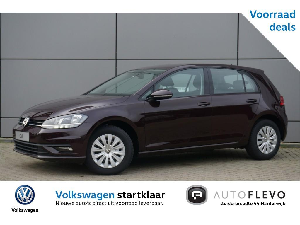 Volkswagen Golf 1.0 tsi 85pk trendline / €1.300,- voorraad korting! / cruise / connectivity pakket / airco