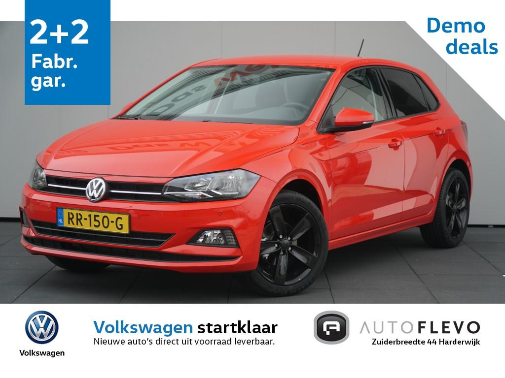 "Volkswagen Polo 1.0 tsi comfortline / 17"" lmv / navi / adap. cruise / pdc"