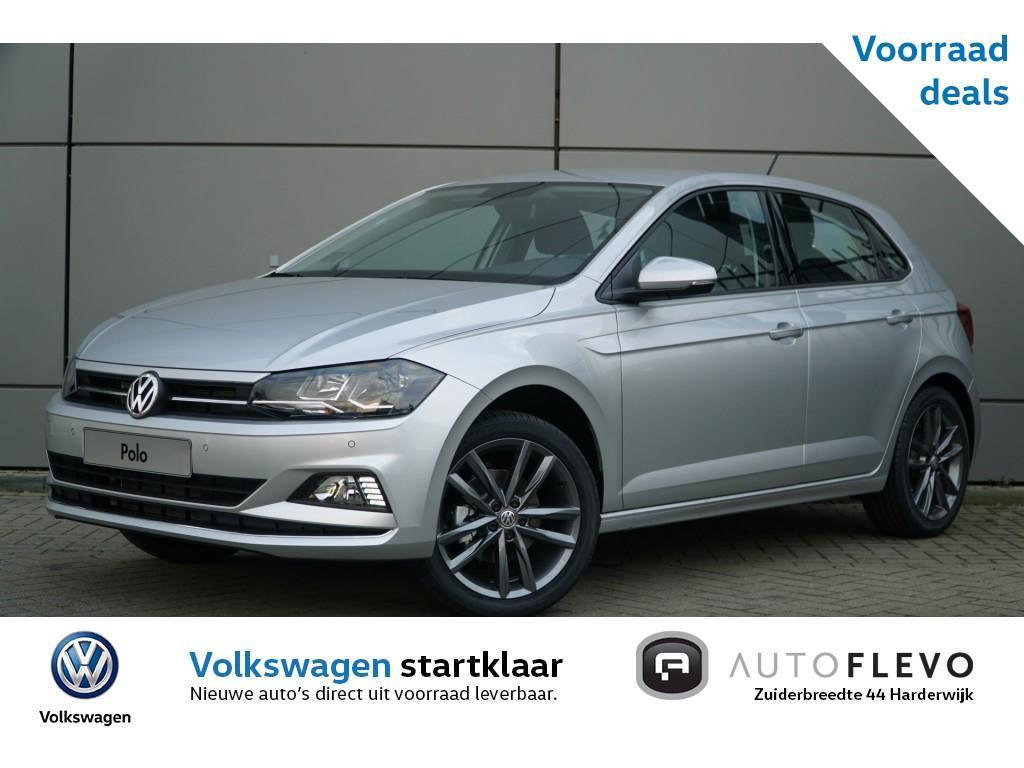 Volkswagen Polo 1.0 tsi highline 115pk 6 versn. / executive pakket / pdc / navi / 17'' lmv / dab+