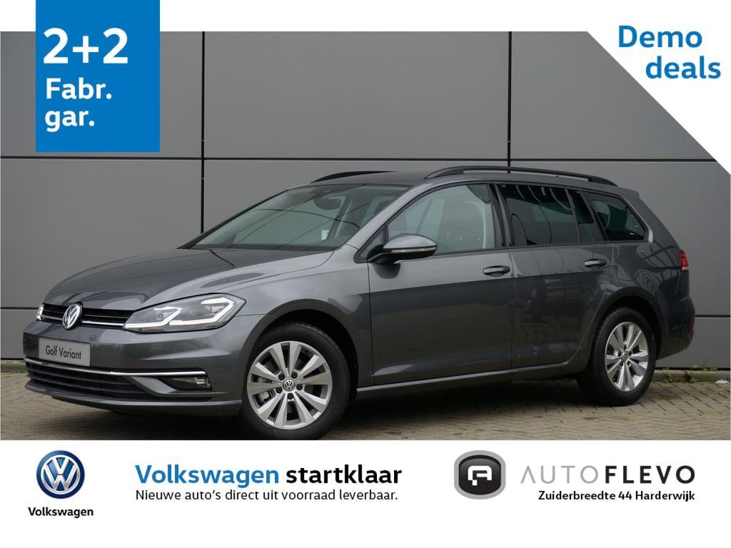 Volkswagen Golf Variant 1.6 tdi comfortline 116pk dsg / navi / led+ / adap. cruise / 16'' lmv