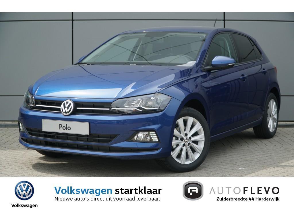 Volkswagen Polo 1.0 tsi comfortline business / navi / adap. cruise / 16'' lmv / pdc / spiegelpakket