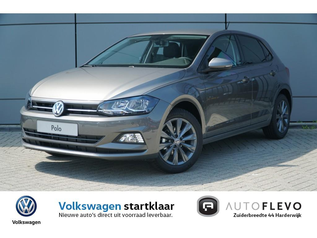 Volkswagen Polo 1.0 tsi 95pk comfortline / navi / 16'' lmv / climatronic / pdc / getint glas / adap. cruise