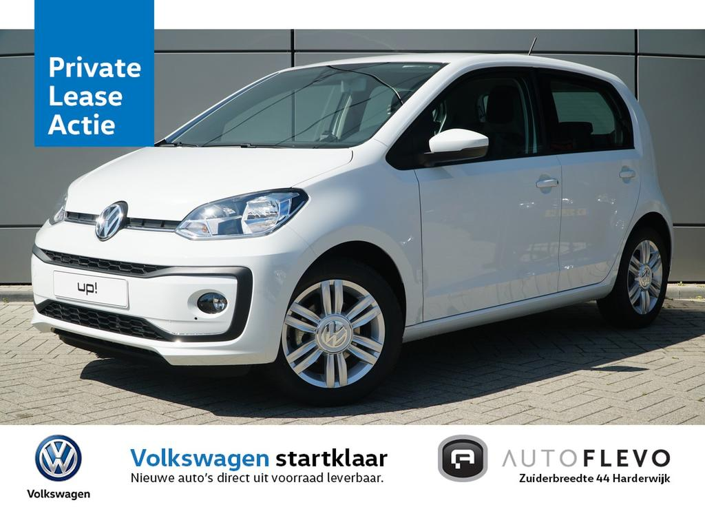 Volkswagen Up! 1.0 bmt 60pk high up! / climatronic / stoelverwarming / pdc / cruise control