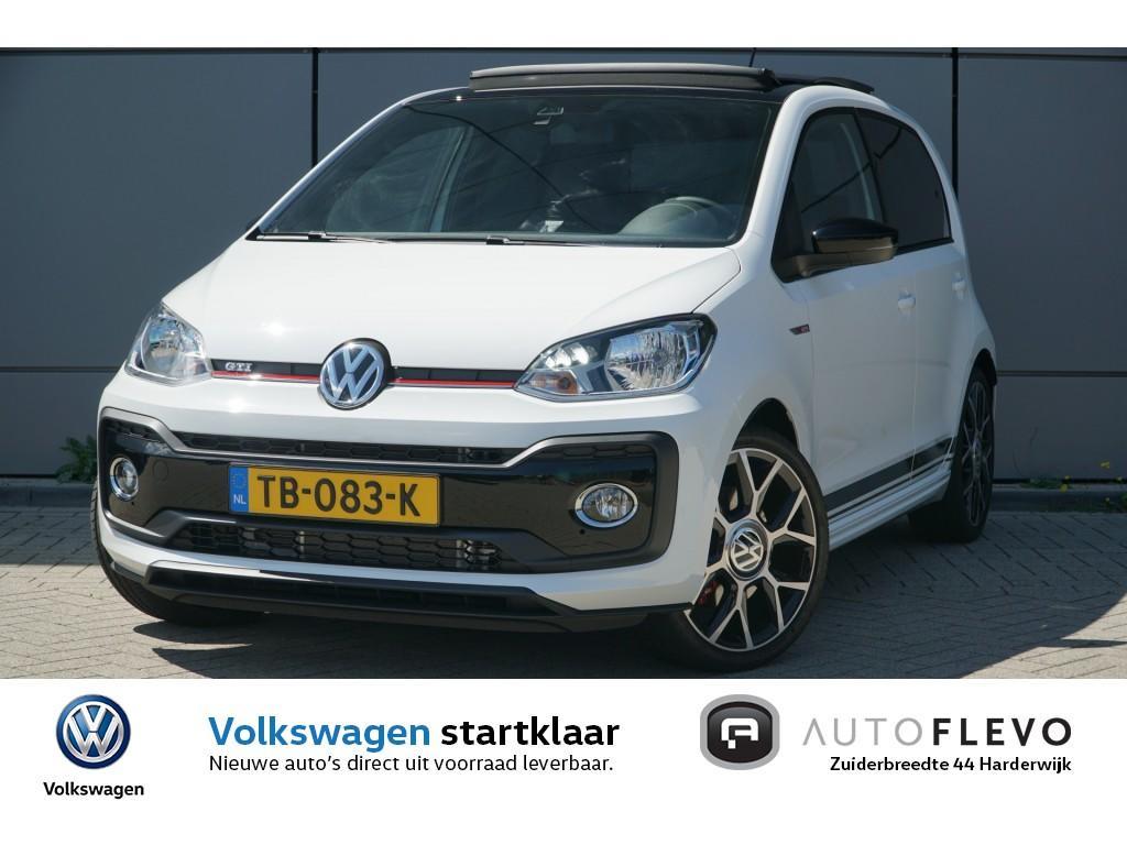 """Volkswagen Up! 1.0 115pk tsi gti dubbele uitlaat / beats audio / pano / achteruitrijcamera / stoelverwarming / 17"""" lmv"""