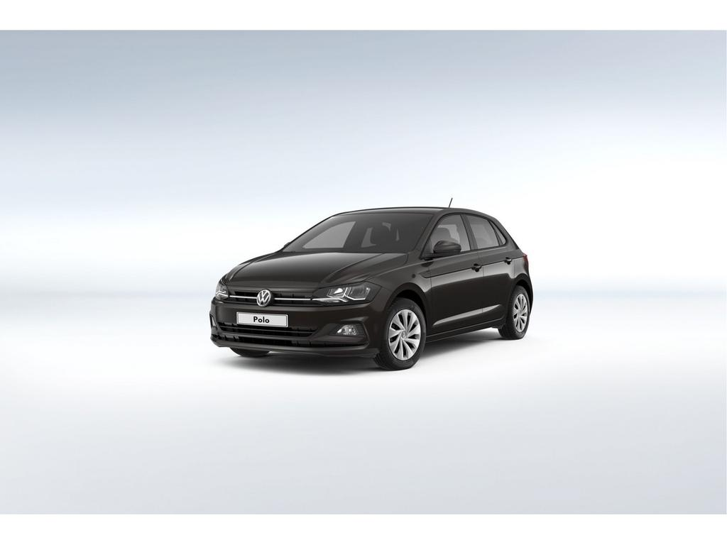 Volkswagen Polo 1.0 95pk tsi comfortline / voordeel: €1.192,- / executive pakket / navigatie / dab+ / multifunc. stuurwiel / reservewiel
