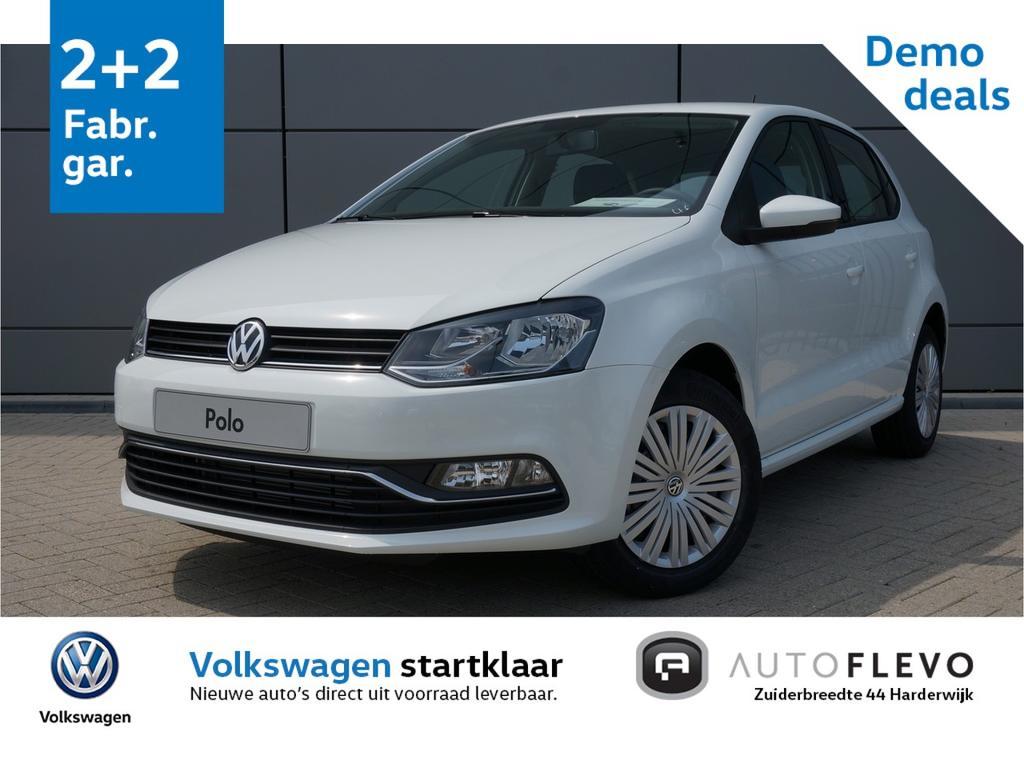 Volkswagen Polo 1.2 tsi comfortline connected series navigatie / app connect / bluetooth / demo deals