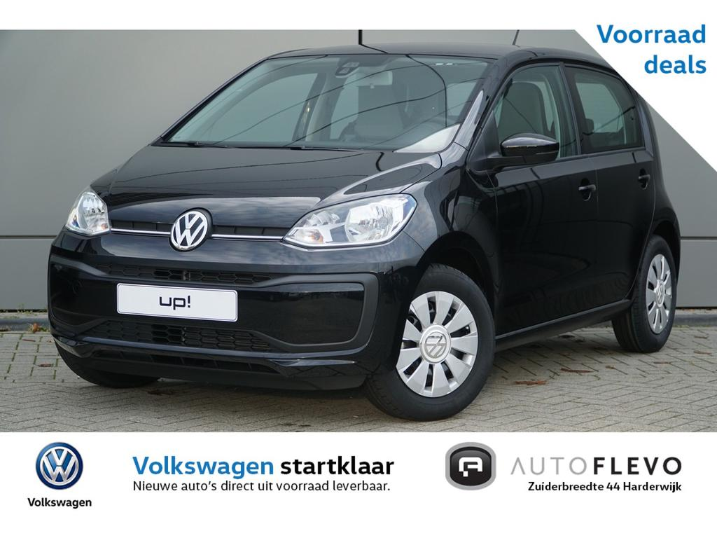 Volkswagen Up! 1.0 bmt 60pk move up! / executive pakket / dab+ / reservewiel