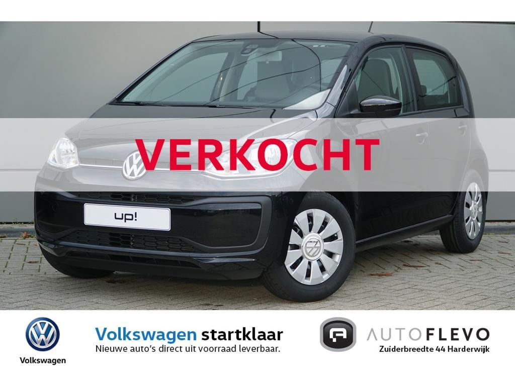Volkswagen Up! 1.0 bmt 60pk move up! / executive pakket / dab+ / reservewiel