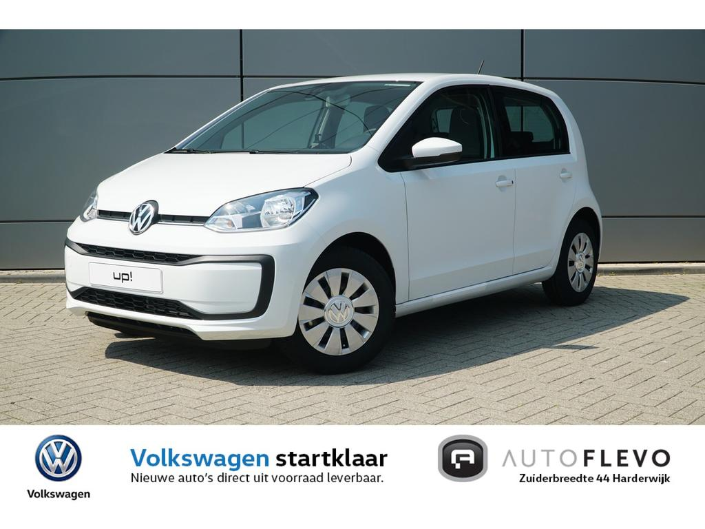 Volkswagen Up! 1.0 bmt 60pk move up! / executive pakket / dab+ / verwarm. buitenspiegels