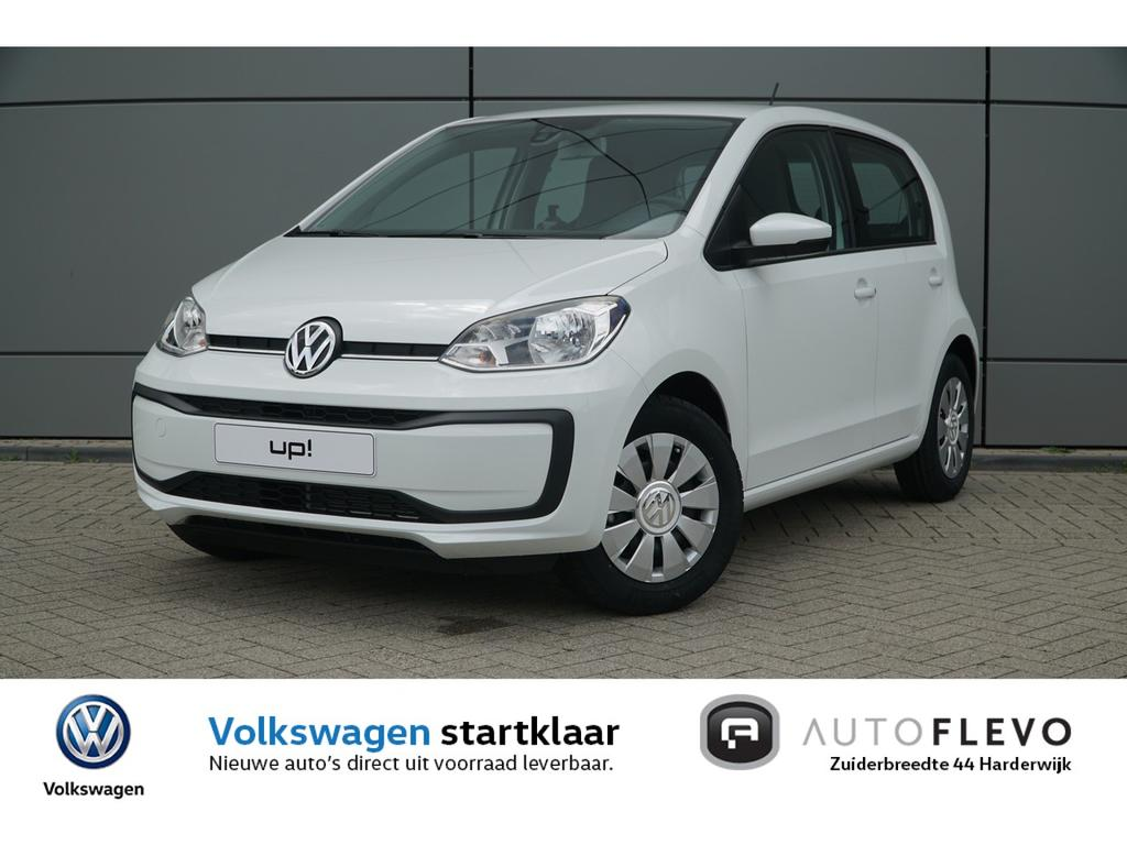 Volkswagen Up! 1.0 bmt 60pk move up! / executive pakket / dab+ / leder stuurwiel