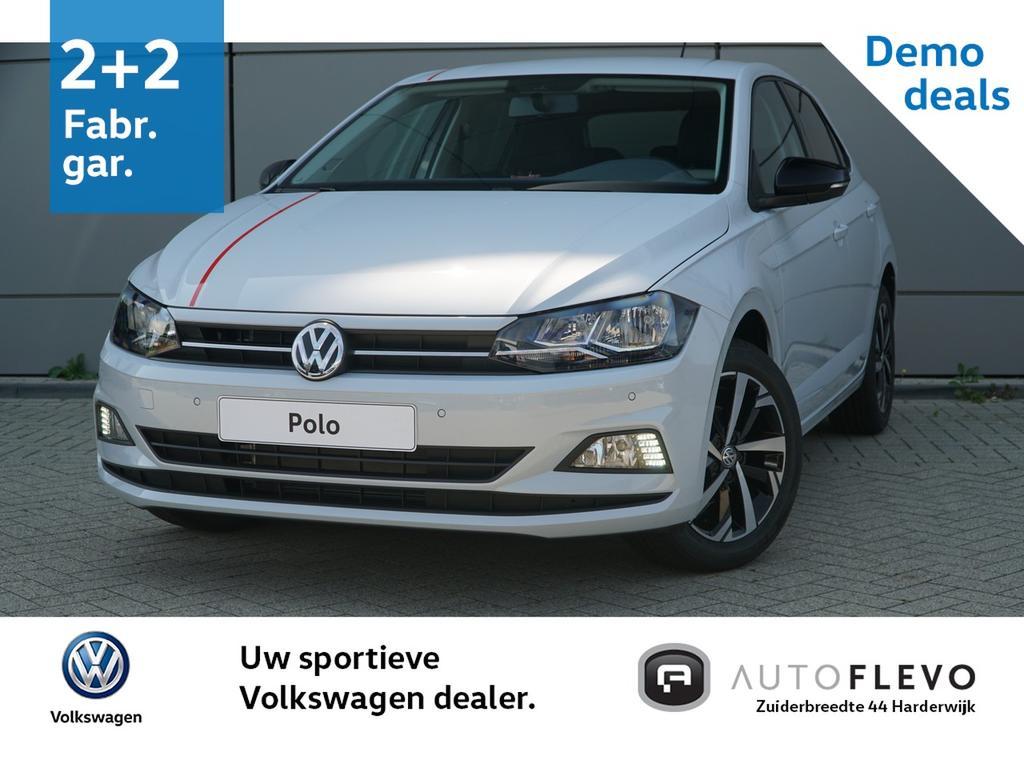"Volkswagen Polo 1.0 tsi 95pk beats / executive pakket / navi / pdc / dab+ / climatic / 16"" lmv"