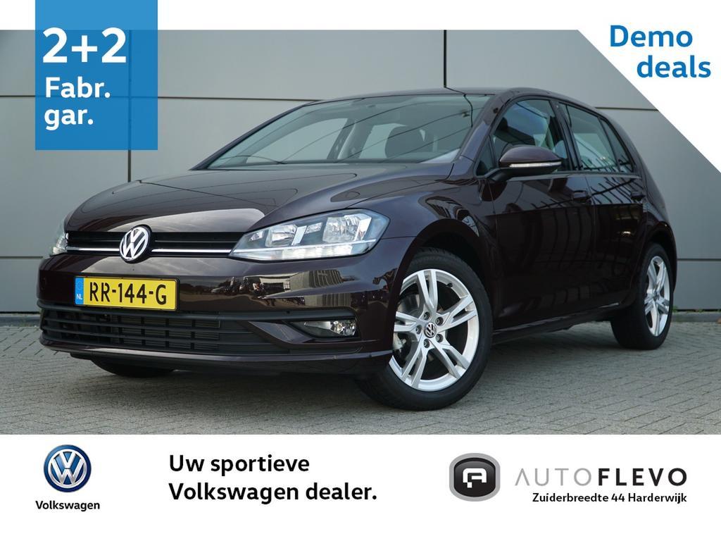 Volkswagen Golf 1.0 tsi 85pk trendline / navigatie / cruise control / connectivity pakket / airco