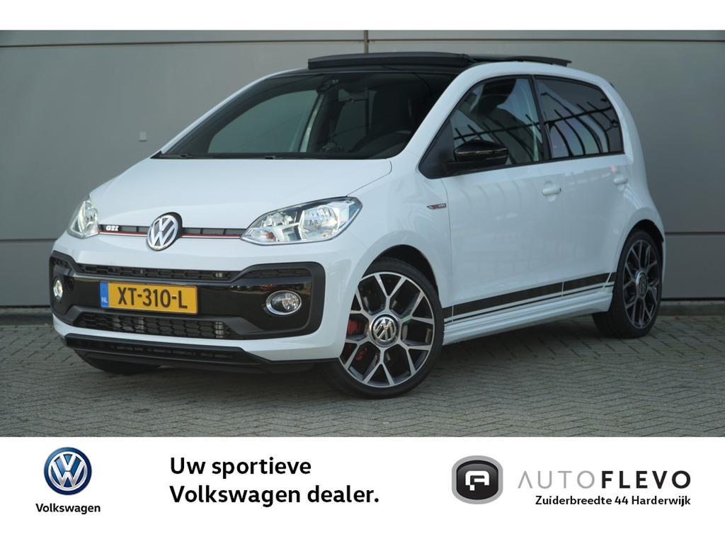 Volkswagen Up! 1.0 tsi 115pk gti / dubble uitlaat  / full led / akrapovič