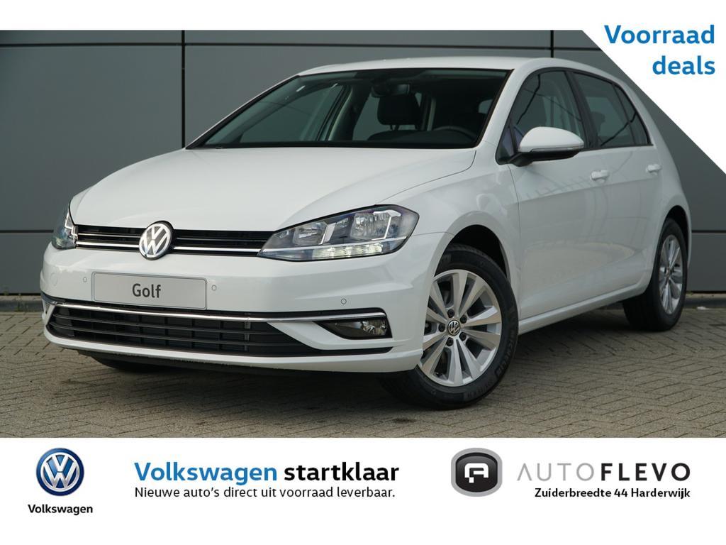 Volkswagen Golf 1.0 tsi 115pk comfortline / €399,- per maand i.c.m. private lease voorraad actie! / 60 maand 10.000km per jaar!