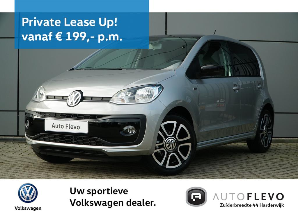 Volkswagen Up! 1.0 bmt 60pk move up! r-line / executive / dab+ / reservewiel