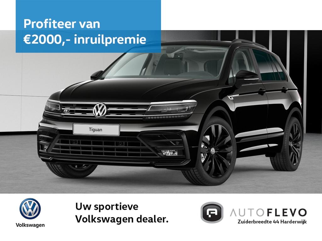 Volkswagen Tiguan 1.5 tsi 150pk dsg highline business r / black style in - extrerieur / advance pakket