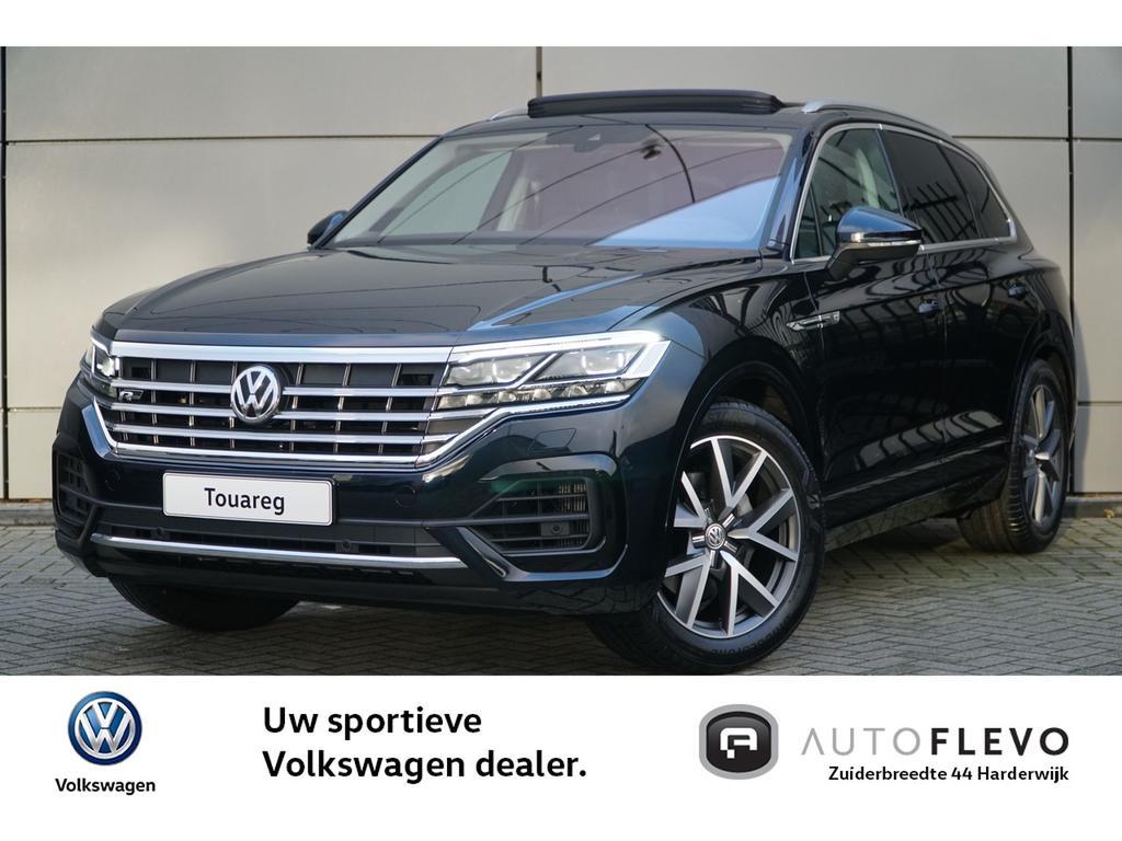 Volkswagen Touareg 3.0 tdi 231pk dsg elegance / r-line