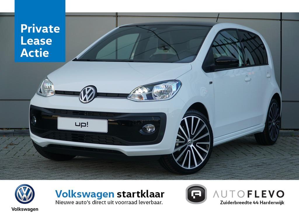 Volkswagen Up! 1.0 bmt 60pk high up! / r-line exterieur / 17'' lmv / dab