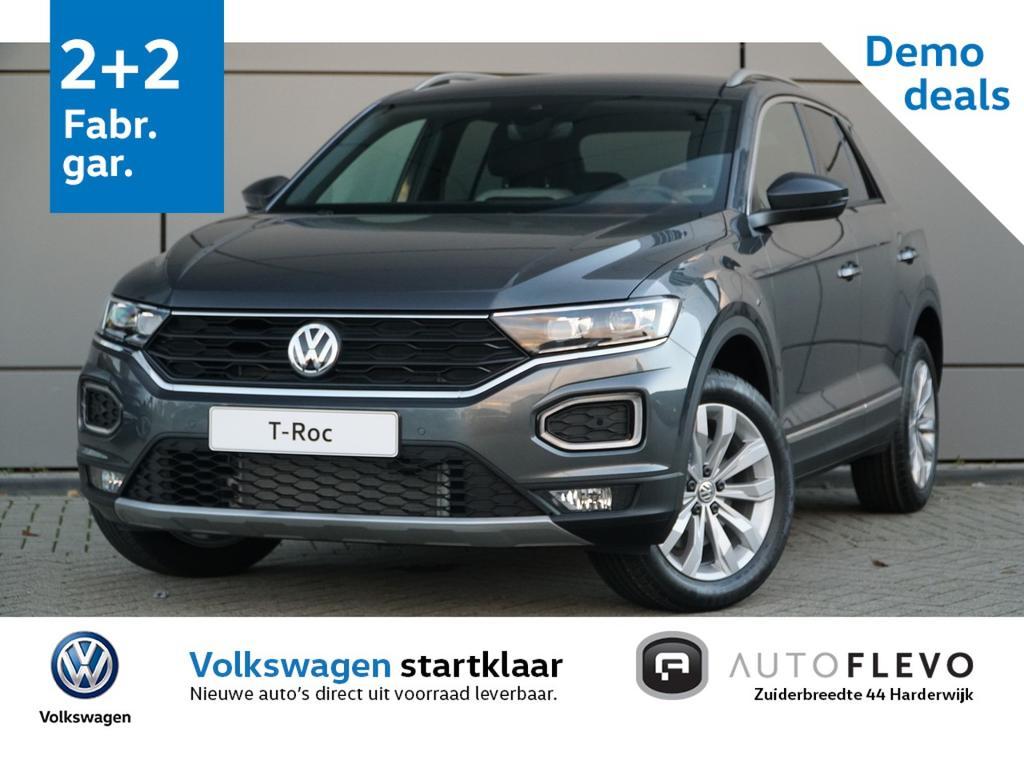 Volkswagen T-roc 1.0 tsi 115pk sport / sport + / navi