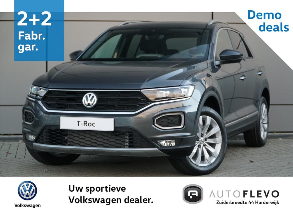 Volkswagen T-roc 1.0 tsi 115pk sport / sport + / camera / led