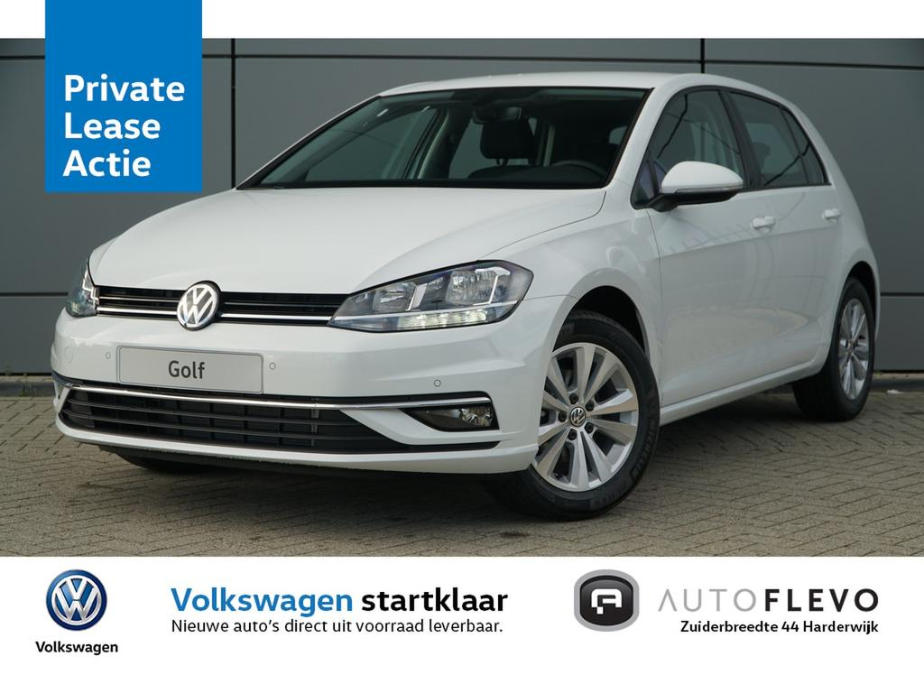Volkswagen Golf 1.0 tsi 115pk comfortline private lease 48mnd 10.000km pj