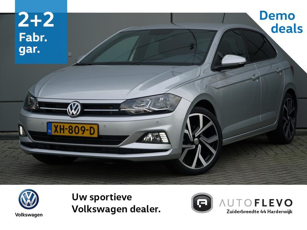 Volkswagen Polo 1.0 tsi 115pk highline / navi /18'' lmv / pdc / half leder / climate / 4 jaar garantie