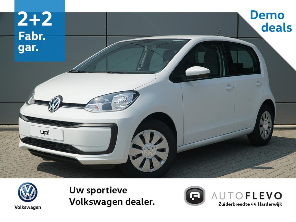 Volkswagen Up! 1.0 bmt 60pk move up! / airco / dab+ / bluethoot