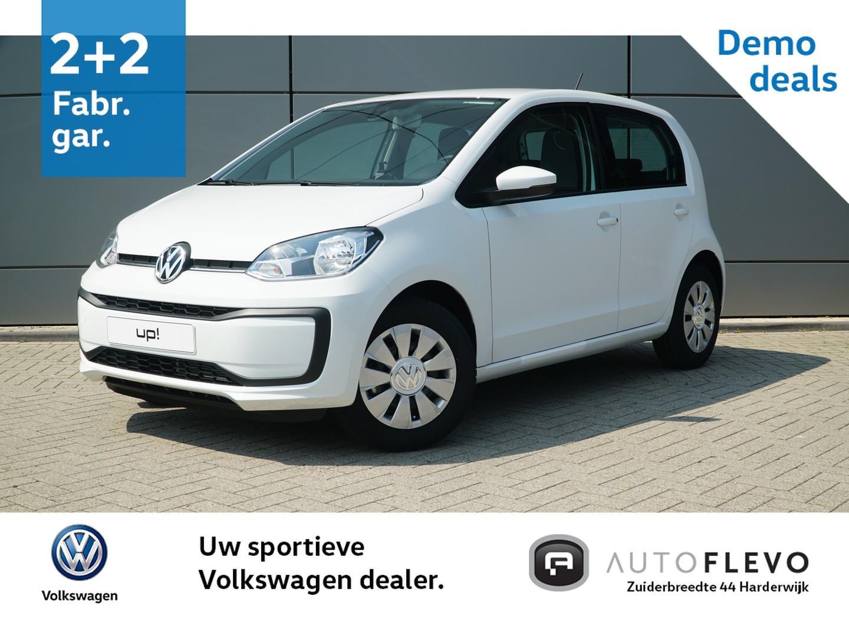 Volkswagen Up! 1.0 bmt 60pk move up! / airco / dab+ / bluethoot