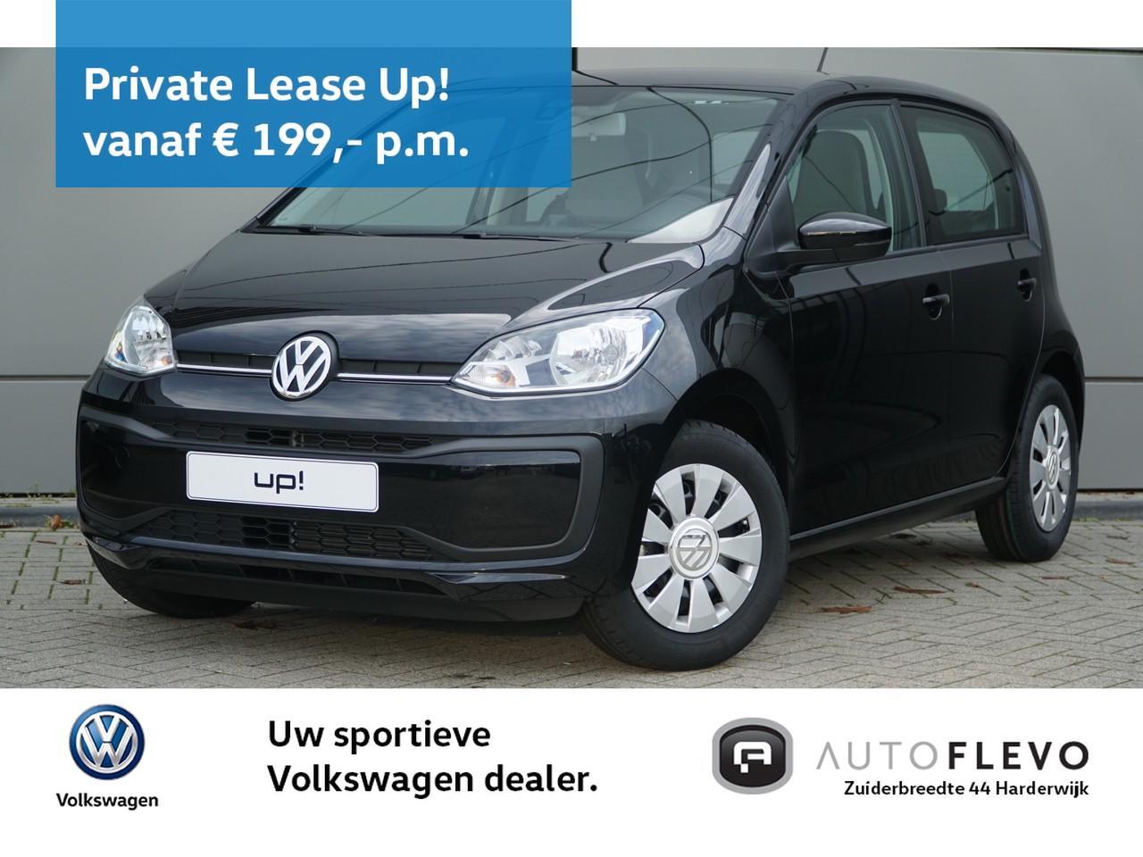 Volkswagen Up! 1.0 bmt 60pk move up! / dab / executive pakket