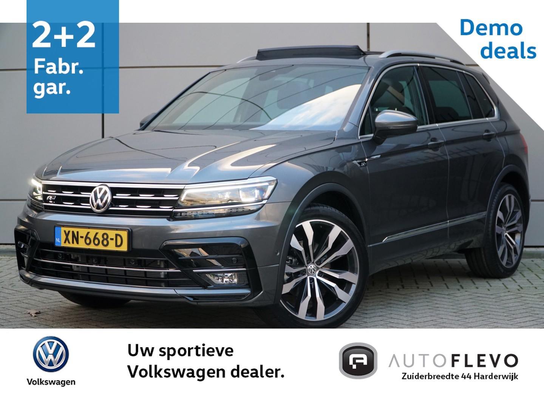 "Volkswagen Tiguan 1.5 tsi act highline business r / r-line ex- interieur / 20"" lmv suzuka / led plus"