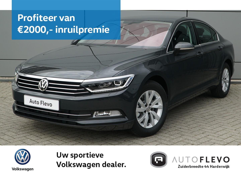 Volkswagen Passat 1.5 tsi 150pk comfortline business / gratis dsg! / fiscaal gunstig! / led+ / navi / snel leverbaar!