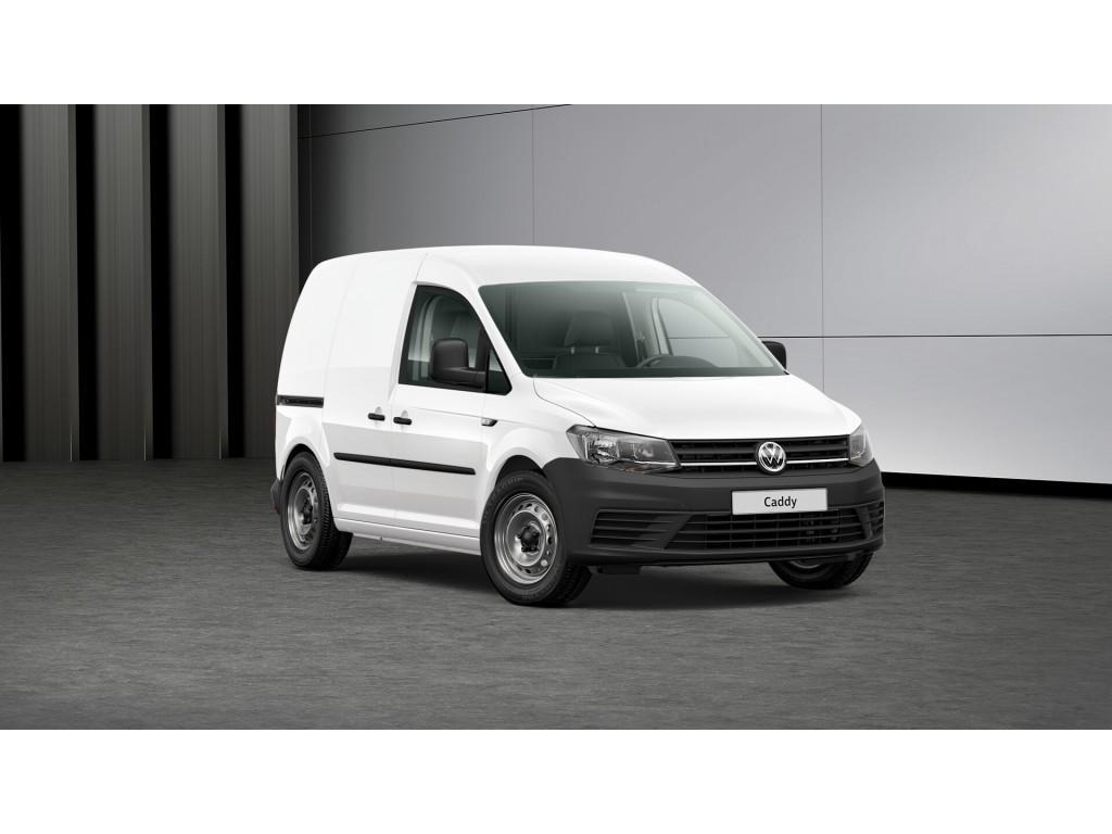 Volkswagen Caddy 102pk eu6 tdi maxi trendline