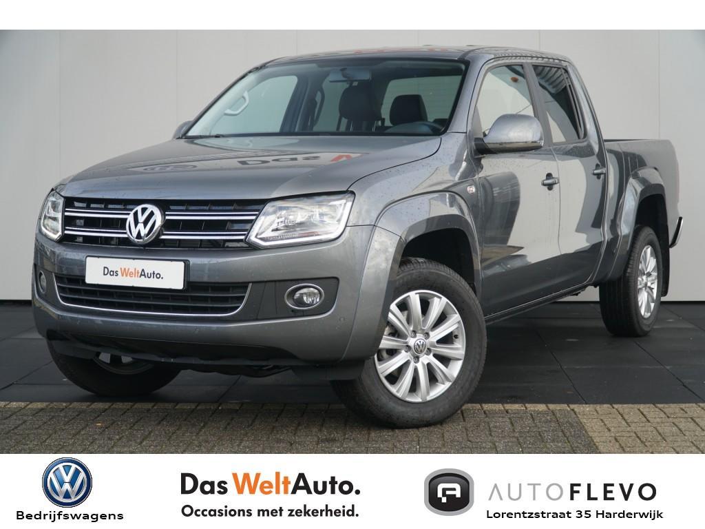 Volkswagen Amarok 2.0 tdi dc highline 8-aut / lwb/5 zitter