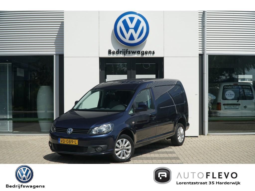 Volkswagen Caddy maxi 2.0tdi 140pk navi, pdc, trekhaak