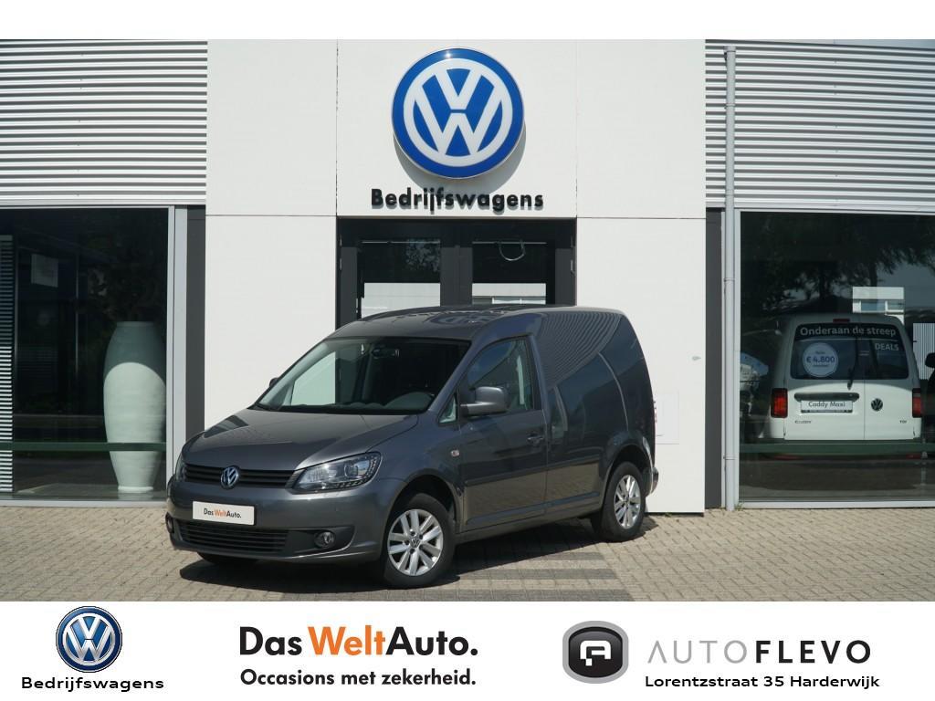 Volkswagen Caddy 1.6tdi 102pk dsg/xenon/pdc/navi/1jr. garantie