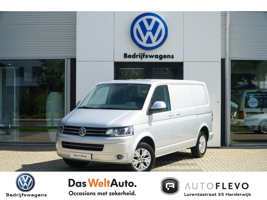 Volkswagen Transporter 2.0tdi 180pk dsg/navi/pdc/trekhaak/1 jr. garantie