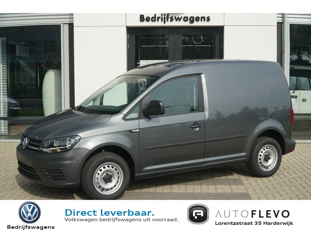 Volkswagen Caddy 2.0tdi 75pk flevo edition/airco/radio/bluetooth/metallic
