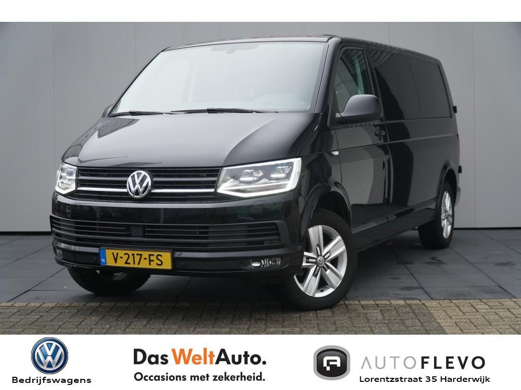Volkswagen Transporter 2.0 tdi l2h1 dc highline 150pk dsg/navi/led