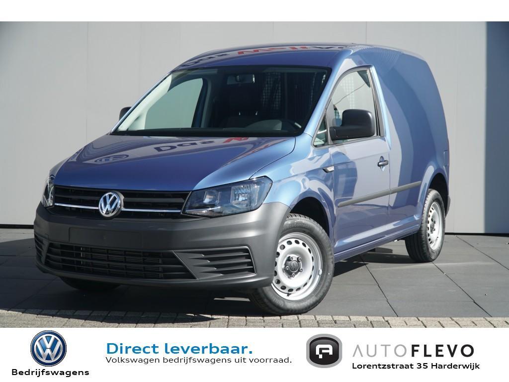 Volkswagen Caddy 2.0tdi 75pk trendline/airco/radio/bluetooth/metallic