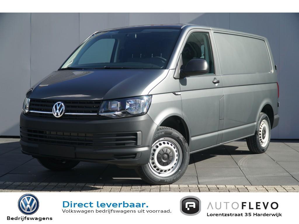 Volkswagen Transporter 2.0 tdi l1 voorraad,airco,bijrijdersbank,deuren met ruit