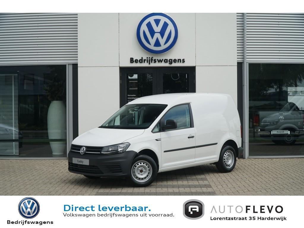 Volkswagen Caddy 2.0tdi 75pk 133,- p/m*economy business/airco/radio/bluetooth