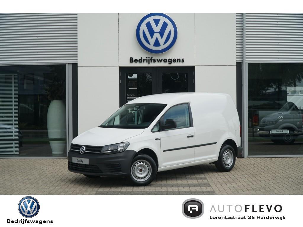 Volkswagen Caddy 2.0tdi 75pk 133,- p/m* economy business/cruisecontr/airco/radio/bluetooth